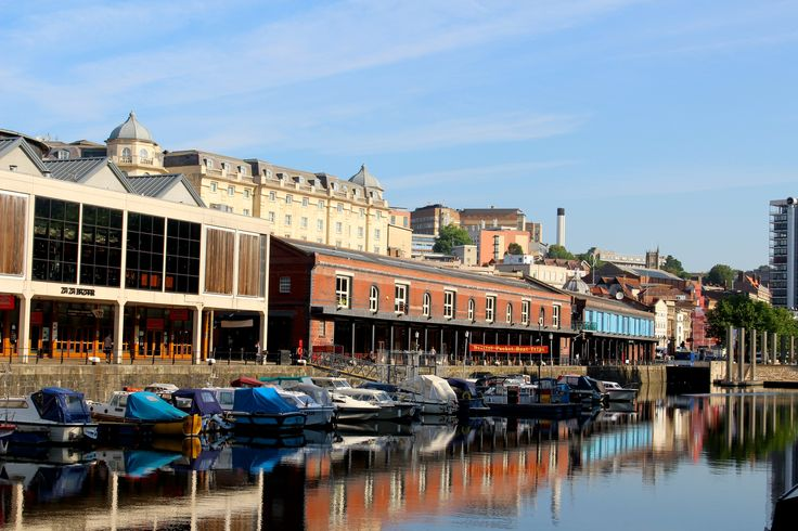 Free things to do in Bristol - Floating Harbor Walk ...