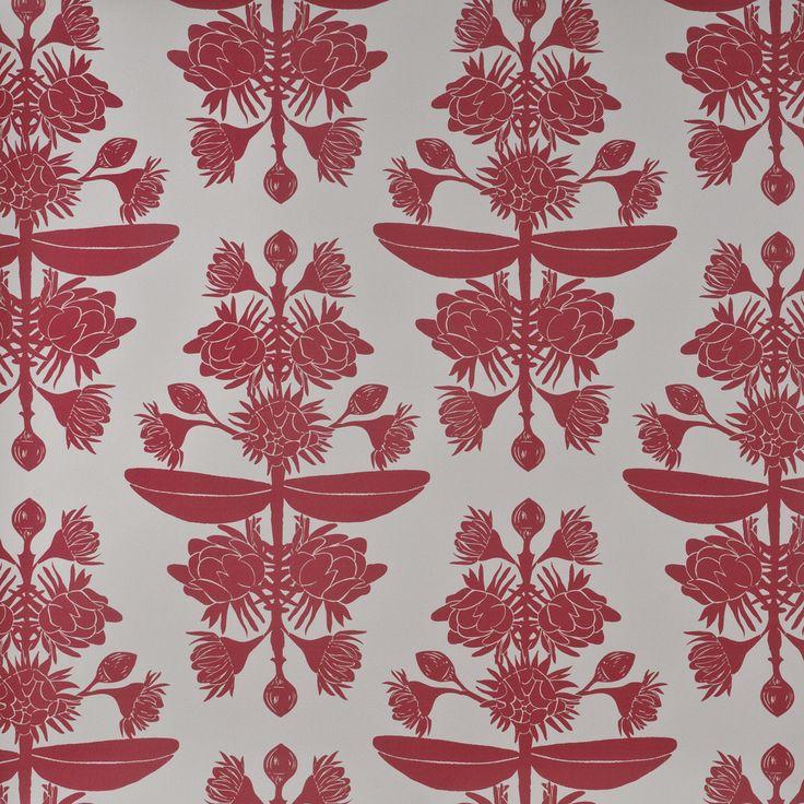 Bolwarra Red Wallpaper www.nicolacerini.com
