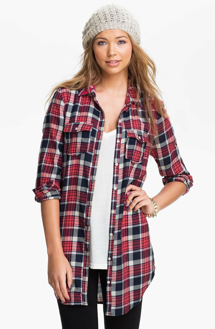 112 best images about teen juniors great styling ideas on for Where to buy cheap plaid shirts