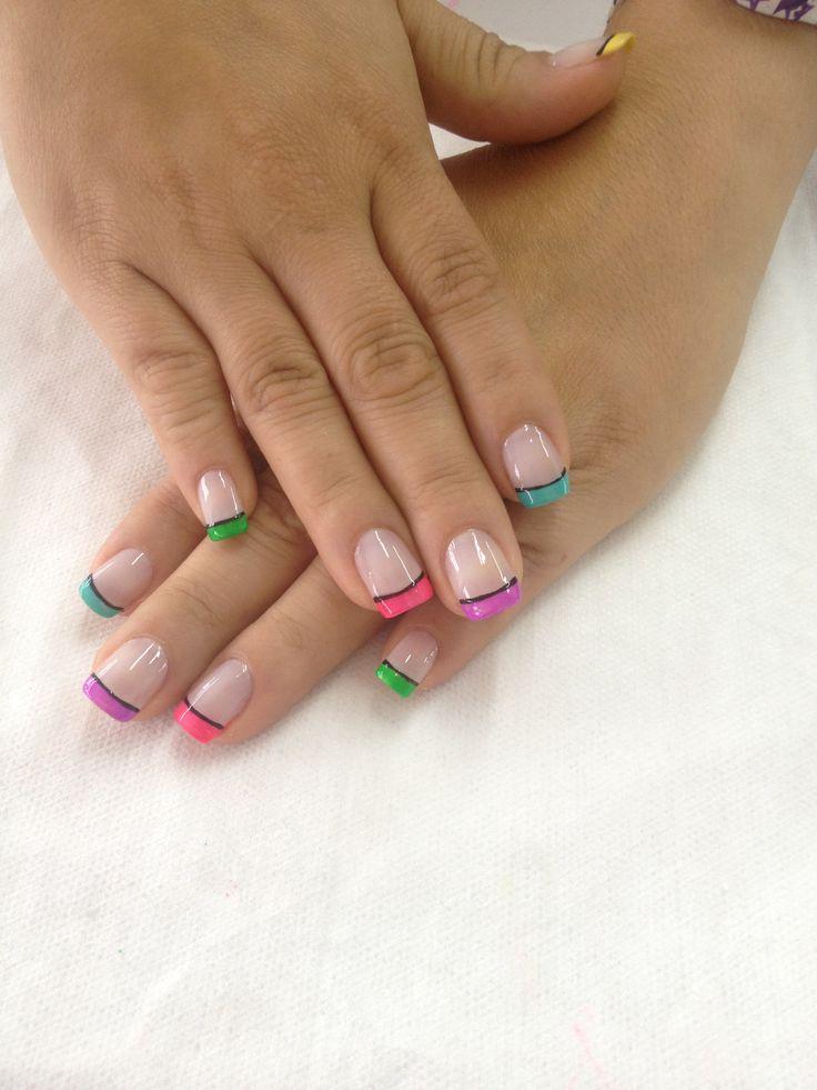 #nails#nail#pink