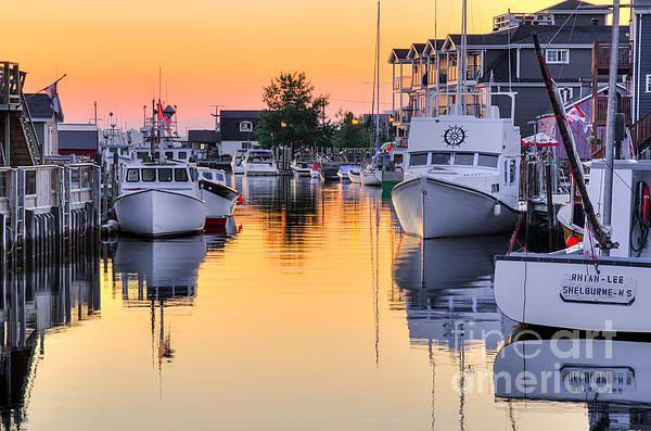 Fisherman's Cove, Eastern Passage, near Dartmouth, Nova Scotia. Fine Art Photography  http://rob-huntley.artistwebsites.com  © Rob Huntley