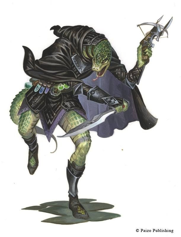 78+ images about Fantasy - Anthro - Reptile on Pinterest ...  78+ images abou...