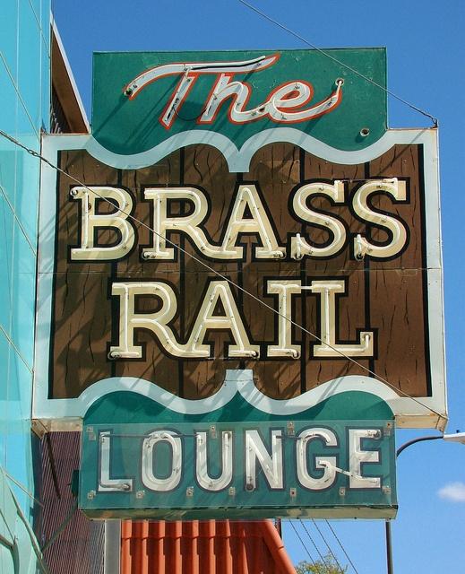 The Brass Rail Lounge - Rapid City, SD