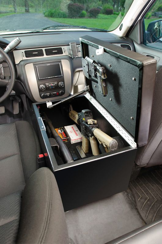 The Console Bunker And Car Safes Is An All Steel Center