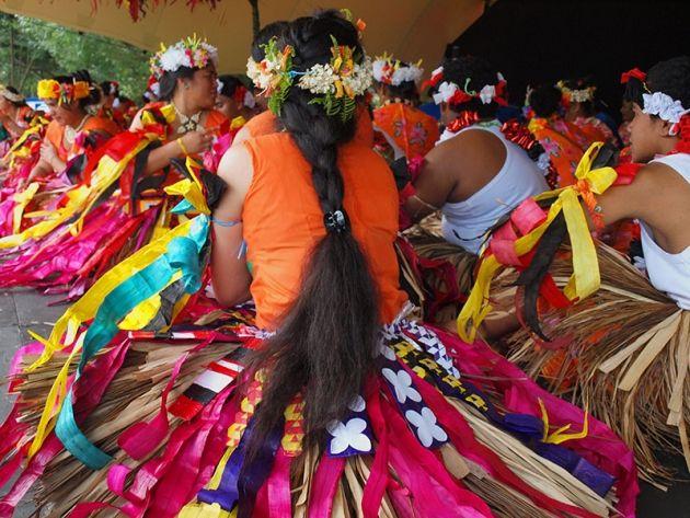 Pasifika festival in Auckland