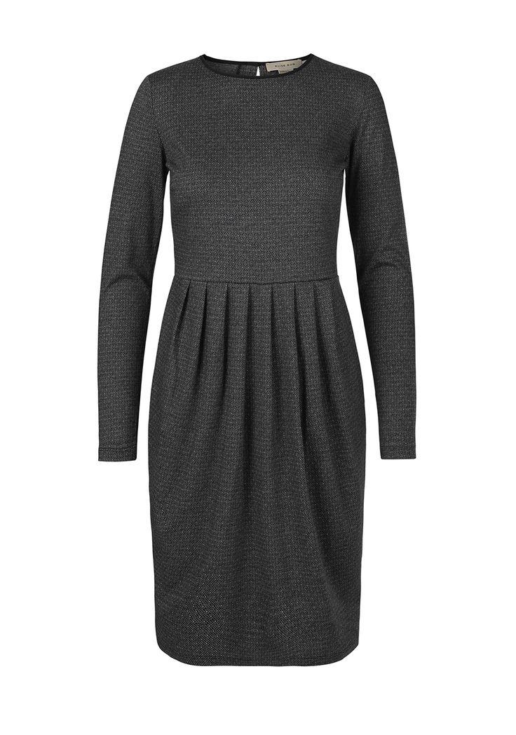 Dress 9084-Teo Dress ELISE GUG FW15