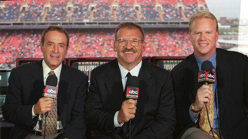 Monday Night Football announcers | ABC Sports | Pinterest ...