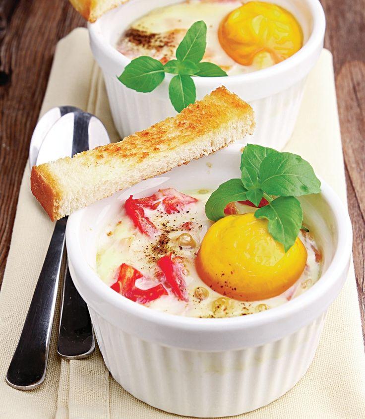 Ouă vesele | Retete culinare - Romanesti si din Bucataria internationala