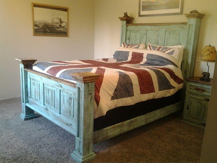 14 Best Turquoise Wash Rustic Bedroom Furniture Images On Adorable Rustic Bedroom Sets Design Inspiration
