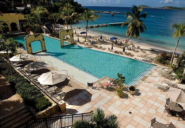 Marriott's Frenchman's Cove - St Thomas Virgin Islands