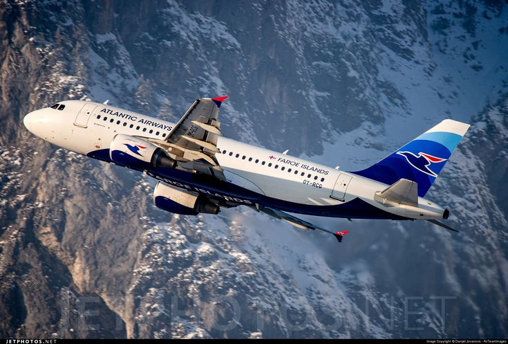 High quality photo of OY-RCG (CN: 5079) Atlantic Airways Airbus A319-115 by Danijel Jovanovic - AirTeamImages