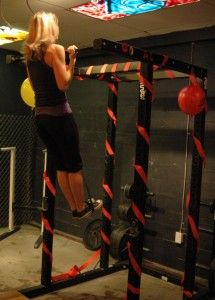 How to train to do pull-ups - for women