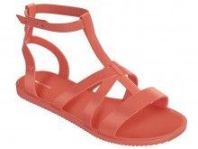 Zaxy lososové sandály Dual Sandal Fem Coral - 833 Kč