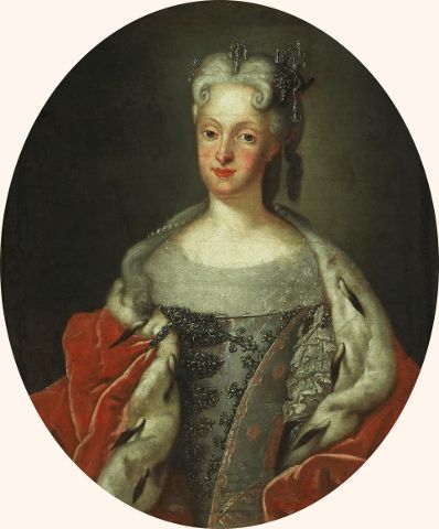 Maria Joseph, Louis de Silvestre, after 1720
