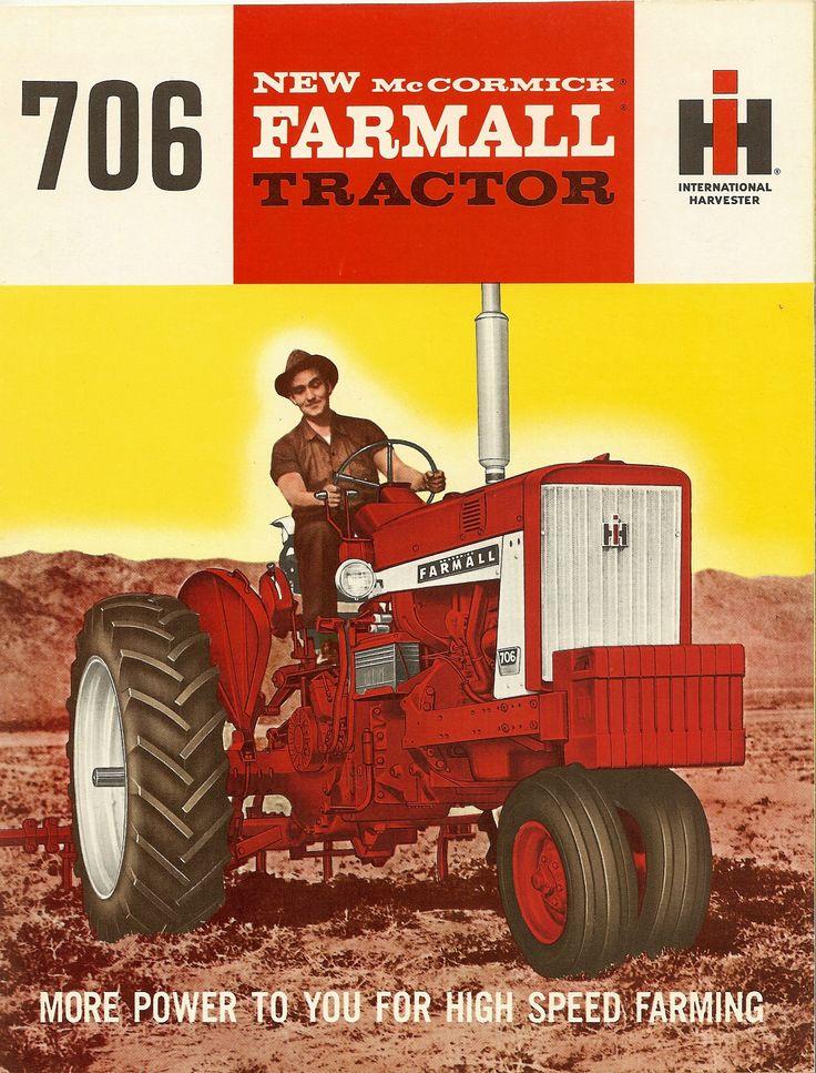 Ih 2424 Tractor Loader : Images about international harvester advertising on