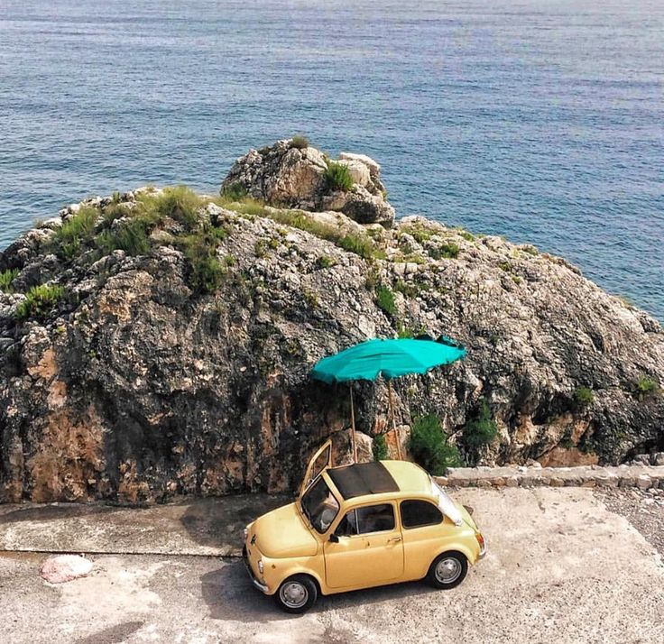Another perfect Fiat 500 holiday.
