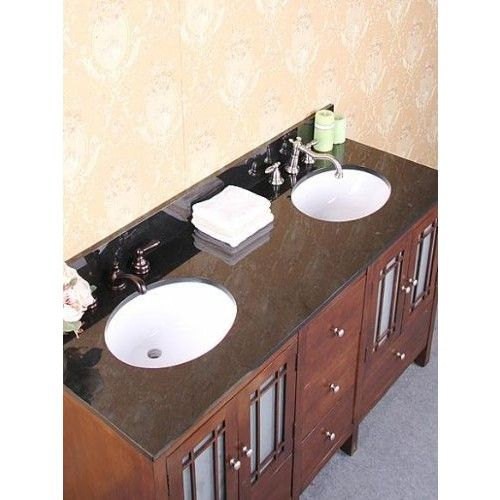 baltic brown granite backsplash and cupc sink note this product is a vanity top and sink only