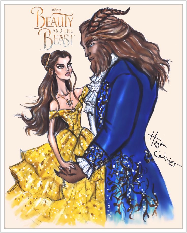 Tale as old as time.... #BeautyandtheBeast #Disney by Hayden Williams| Be Inspirational ❥|Mz. Manerz: Being well dressed is a beautiful form of confidence, happiness & politeness