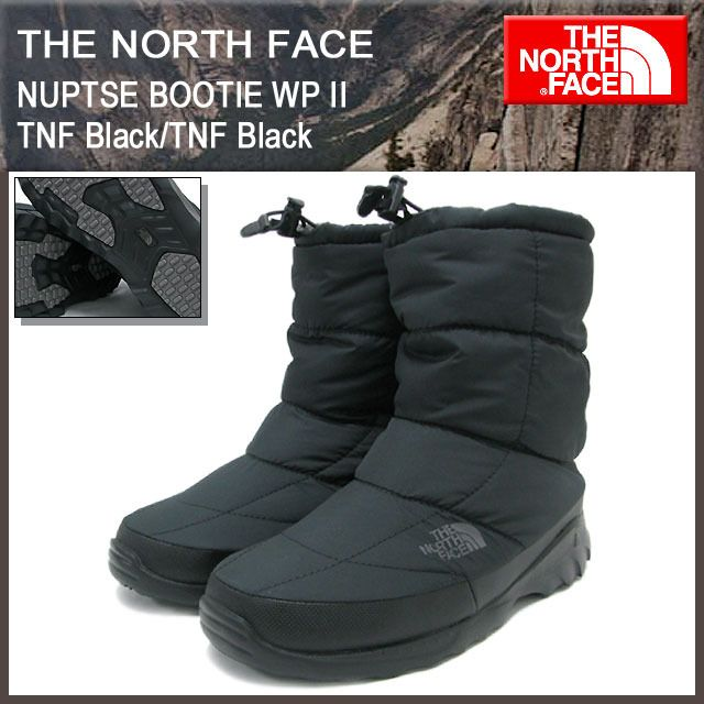 THE NORTH FACE NUPTSE BOOTIE WP II