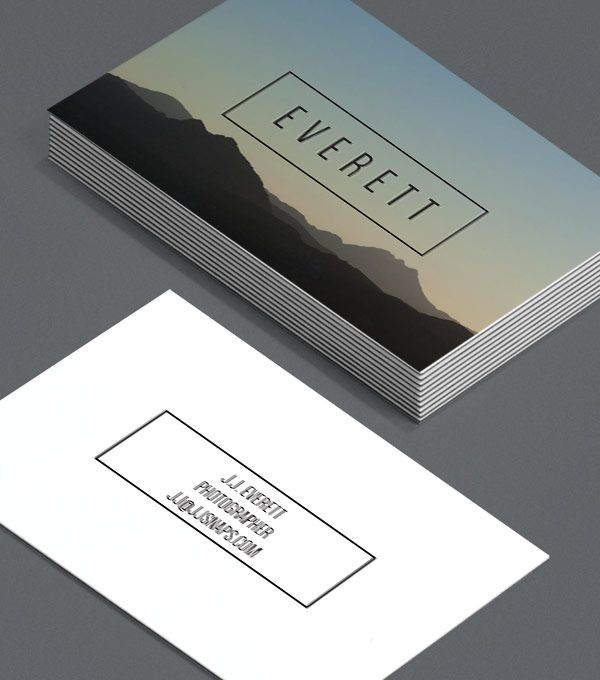 176 best business card branding images on pinterest carte de frame it sometimes the image speaks for itself but you still need them to colourmoves Images
