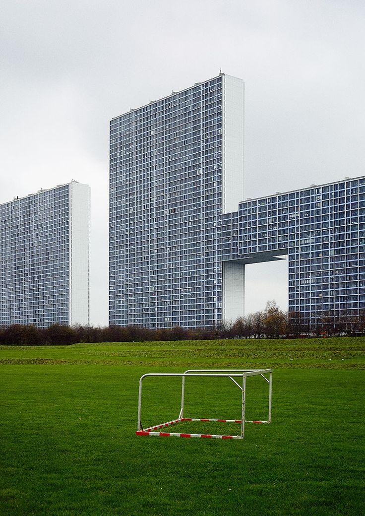Architectural Unfoldings | Morten Bentzon Photography