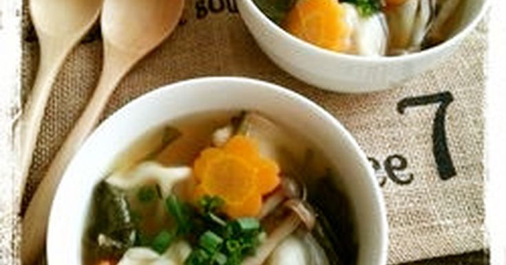 Yahooに掲載、厳選スープレシピ本掲載。 油で炒めないのでヘルシーです❤ 野菜もたっぷり食べれ体が温まります❤【16】