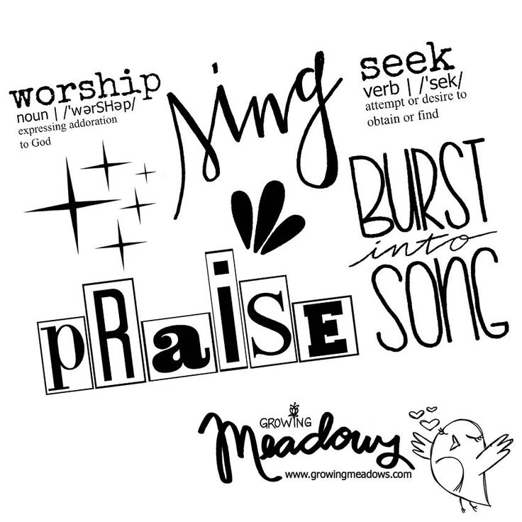 Burst Into Song Sing Stamps Faith Christian Scrapbooking Stamping Bible Journaling Praise Worship Seek Definitions Growing Meadows TaiBender by GrowingMeadows on Etsy https://www.etsy.com/listing/262646015/burst-into-song-sing-stamps-faith