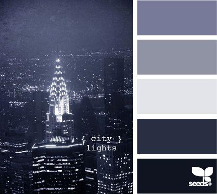 city lights - Opening