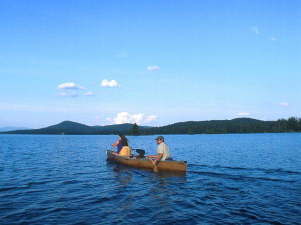 Canoe the Adirondacks, New York, Best American Adventures ...