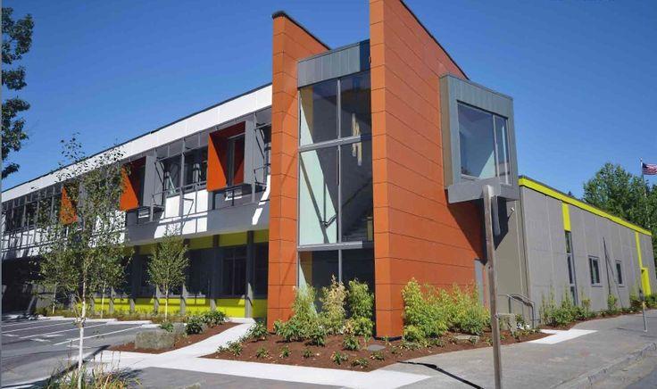 7 best hub on campus eugene images on pinterest eugene for Architects eugene oregon