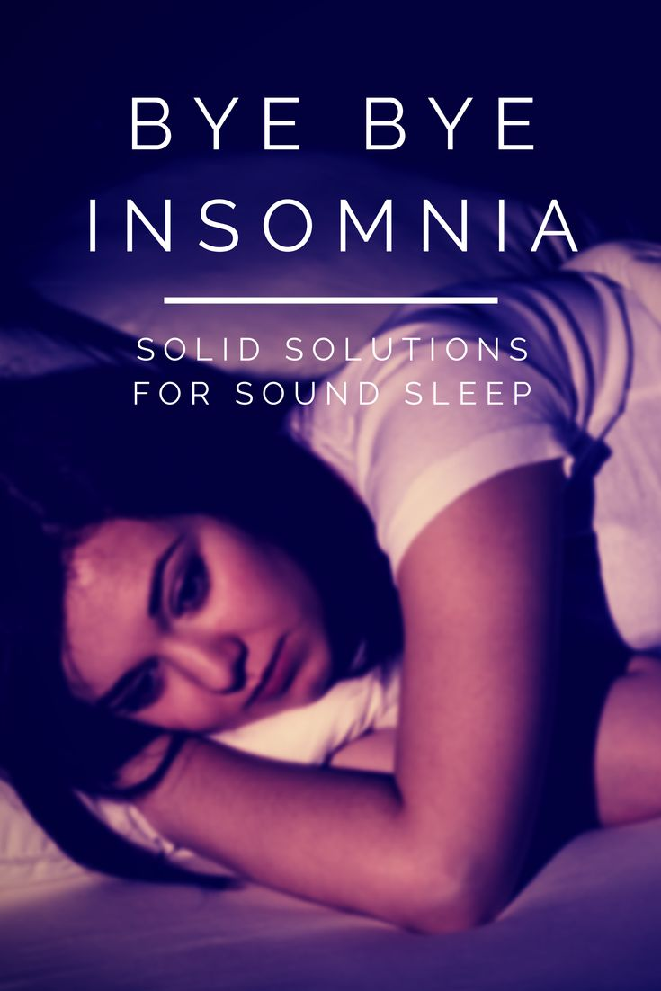 Insomnia symptoms? Learn about causes of insomnia and insomnia cures...