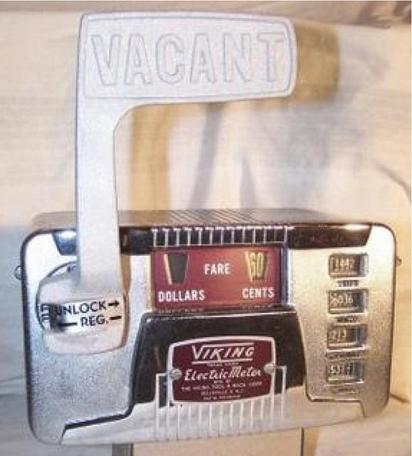 Viking Electric Meter
