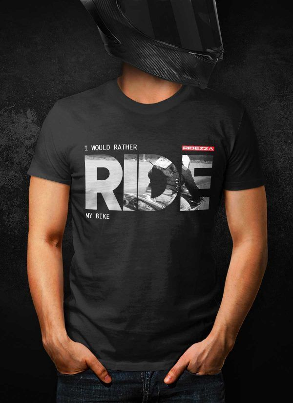 I Would Rather Ride My Bike T Shirt With Images New T Shirt