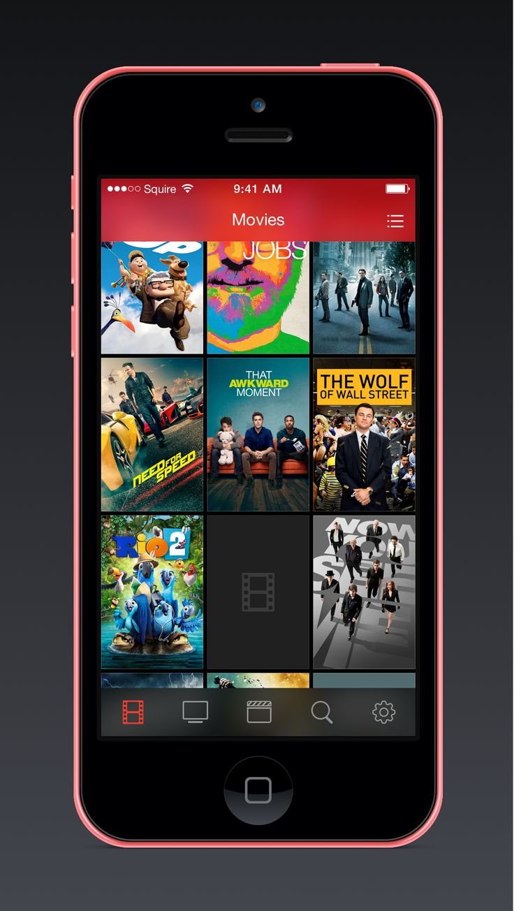 movies app #mobile #app