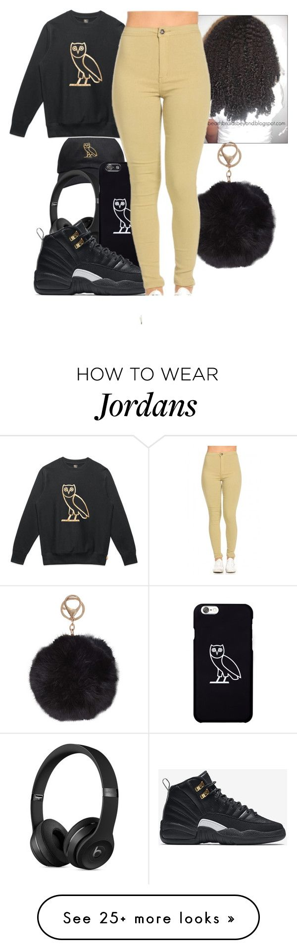 """""""jumpman~DRAKE"""" by juske on Polyvore featuring Humble Chic and NIKE"""