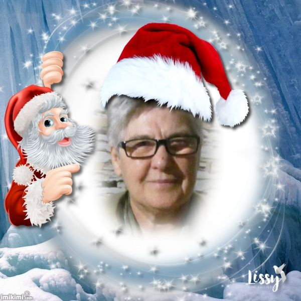 lissy-sweet santa