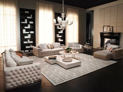 Luxury interior design by fendi casa interiors paperblog - 1000 Images About Brands Furniture On Pinterest