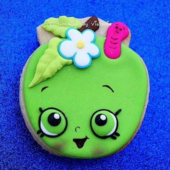 Shopkins Cake Images