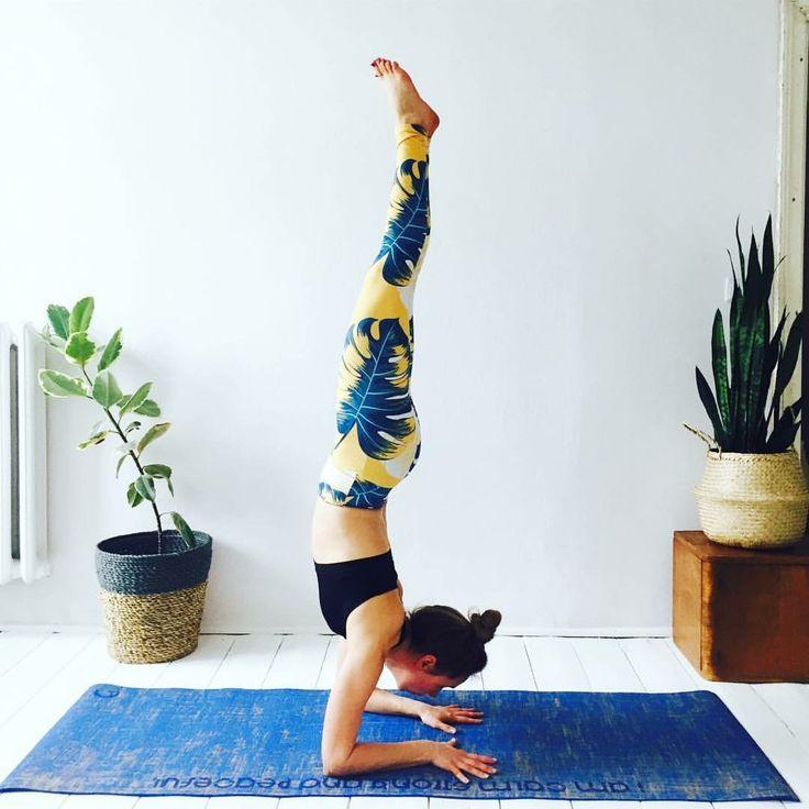 Pic: Basia Tworek. Freeme Yoga Leggings
