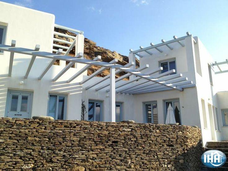 Villa Lydi Vacation rental in Andros  Andros Island  Aegean - Cyclades  Greece AdvertNo.13482