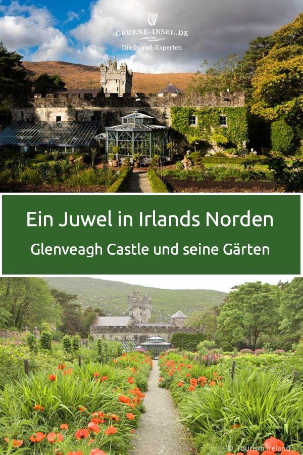 Das Glenveagh Castle Und Seine Garten In 2020 Irland Reise Irland Sehenswurdigkeiten Irland Urlaub