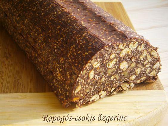 Hankka: Ropogós-csokis őzgerinc