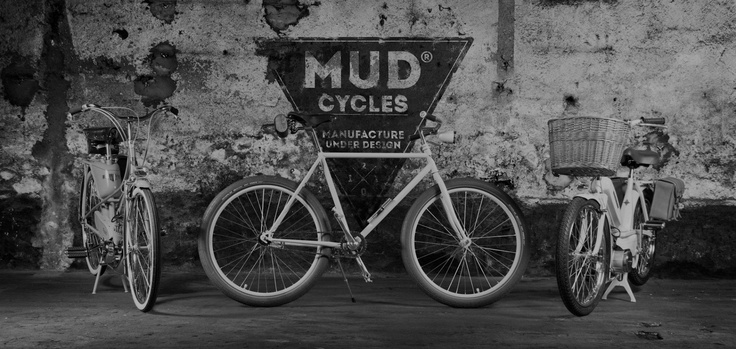 Mud Cycles - Bikes & Mobilettes