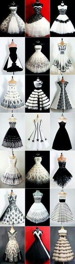 Pin-up dresses