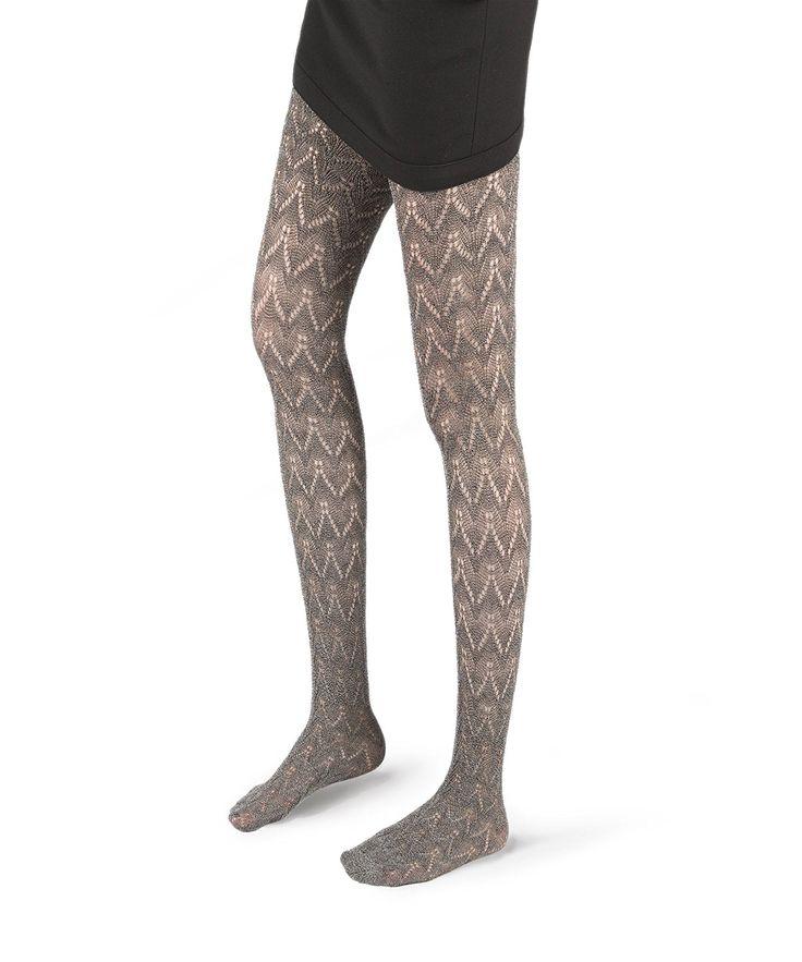 Female pantyhose hue pantyhose links powered