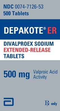 Why Is Divalproex Prescribed