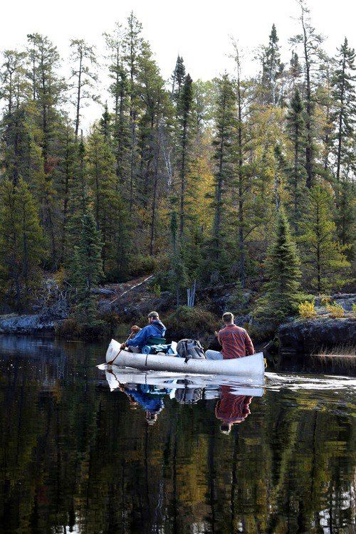 canoeing..... I so need to get away
