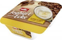 myTime.de Angebote Müller Joghurt mit der Ecke Knusper Schoko Flakes & Joghurt Bananen Geschmack: Category: Käse &…%#lebensmittel%