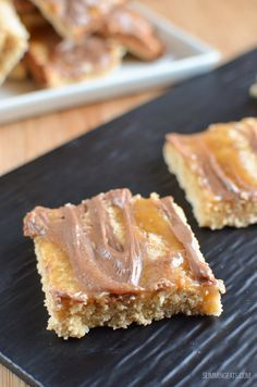 Slimming World Low Syn Millionaires Shortbread - gluten free, dairy free, vegetarian, Slimming World and Weight Watchers friendly