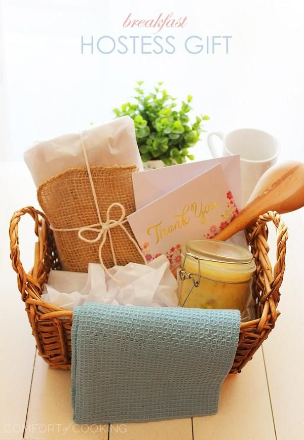 Christmas Party Hostess Gift Ideas Part - 21: Homemade Breakfast Hostess Gift (housewarming, Or For The Hosts The Night  After A Big Party)